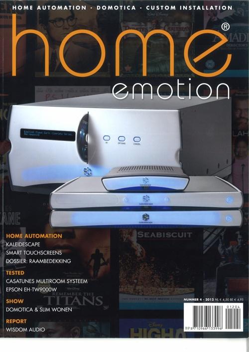 Home Emotion nr.4 2012 | KNX pakt uit