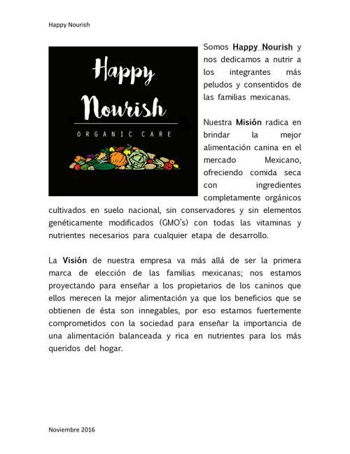 Happy Nourish