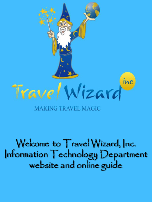 Travelwizard Online Guide