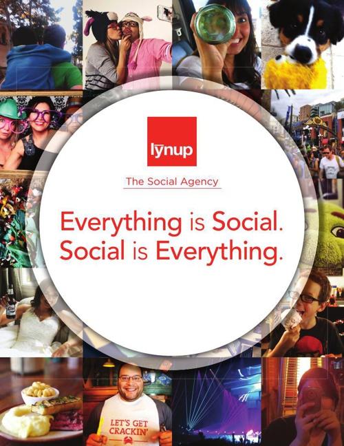 Lynup Small Biz Social Media Brochure