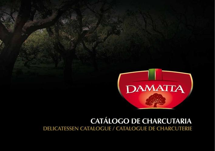 Catálogo de Charcutaria - Damatta