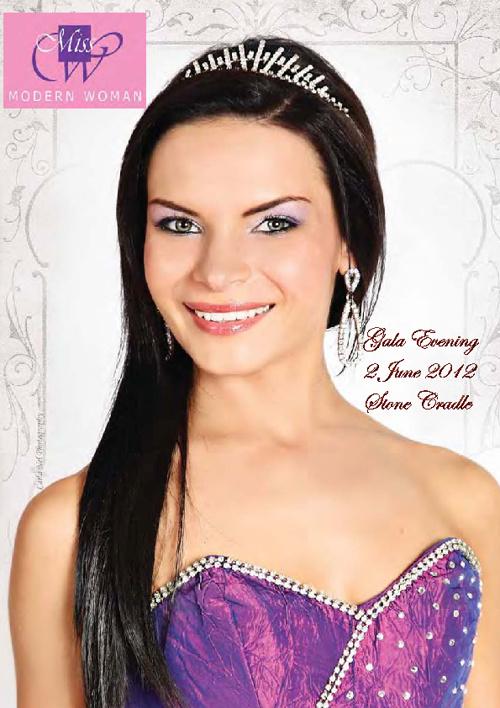 Miss Modern Woman - June 2012