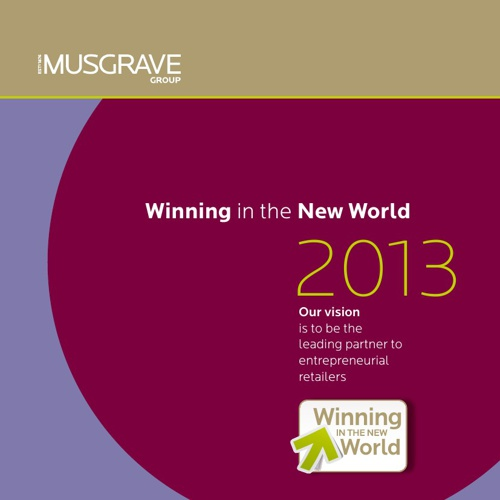 Winning in the New World 2013