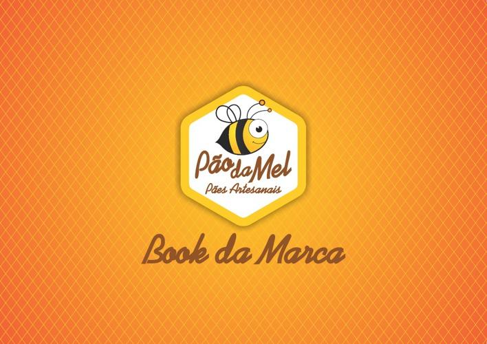 Book Pão da Mel