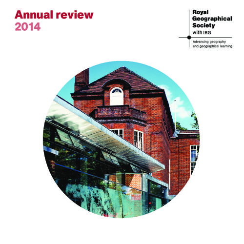 Annual Review, previous editions