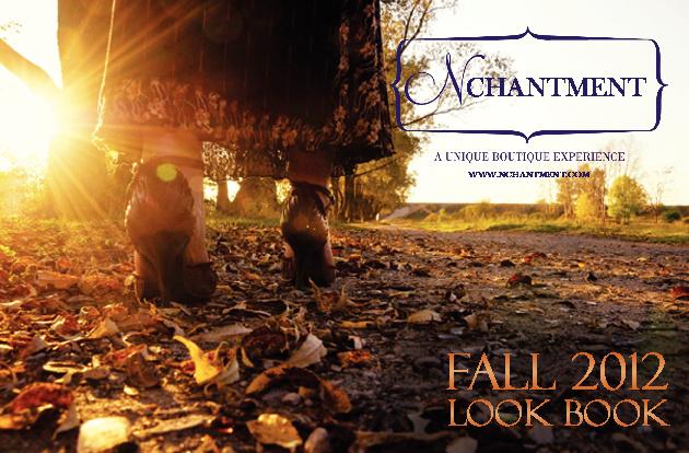 Nchantment Fall Look Book 2012