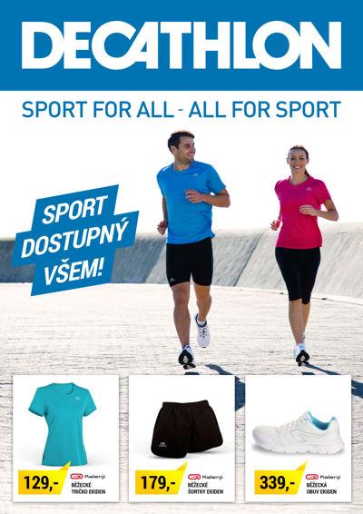 Sport dostupný všem!