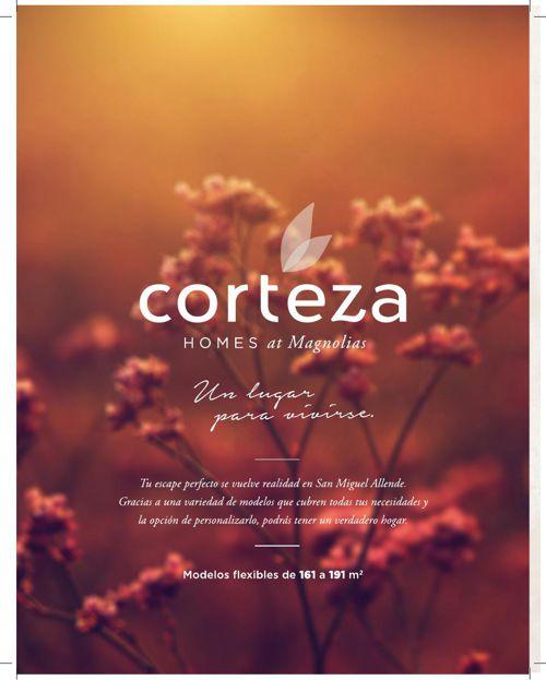 Corteza - Brochure de Ventas