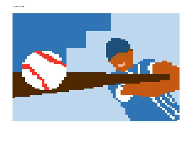 Excel Art: BUSIM I