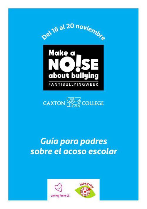 Guía para padres sobre el acoso escolar - Primaria