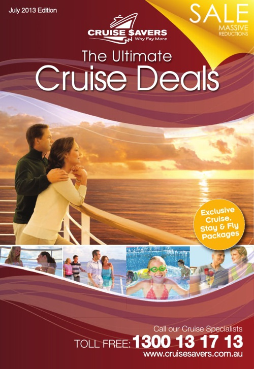 The Ultimate Cruise Deals - July Edition