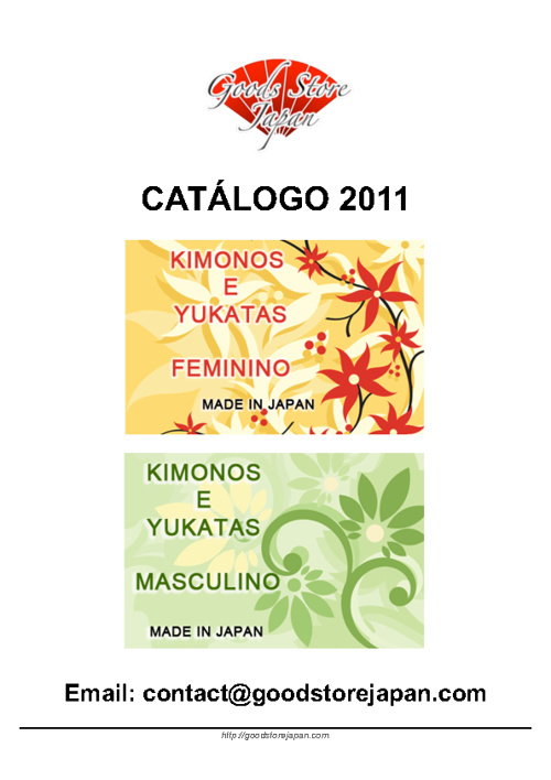 Catálogo Goods Store Japan