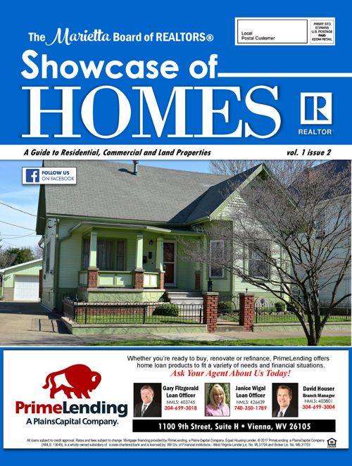 Showcase of Homes | Marietta, OH