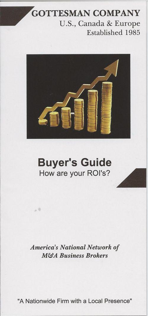 Gottesman Company Buyer's Guide
