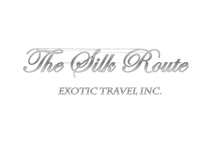 See the Silk Route!