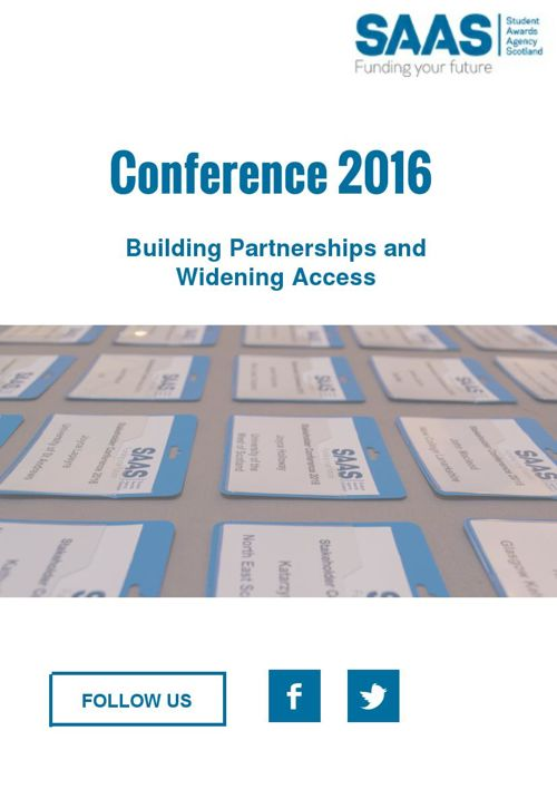 SAAS Annual Stakeholder Conference 2016