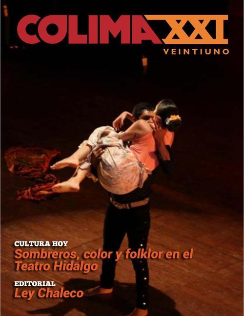 Revista Colima XXI - Julio 2014