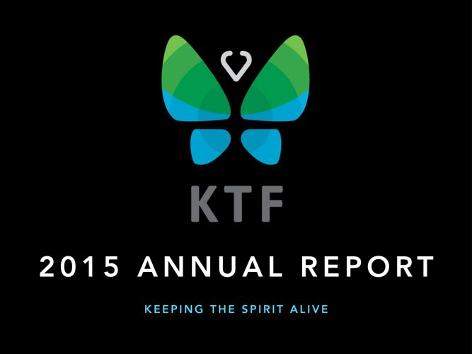 KTF 2015 ANNUAL REPORT