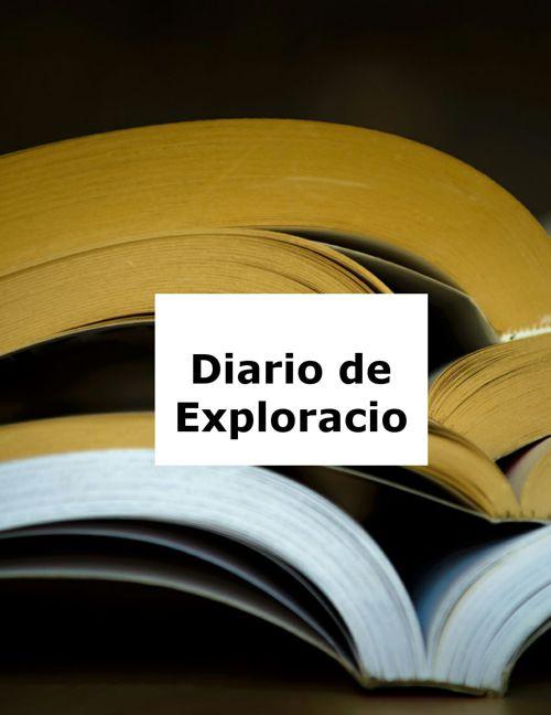 Diarios de exploracion