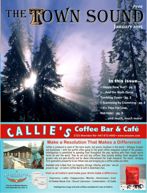 The Town Sound January 2015