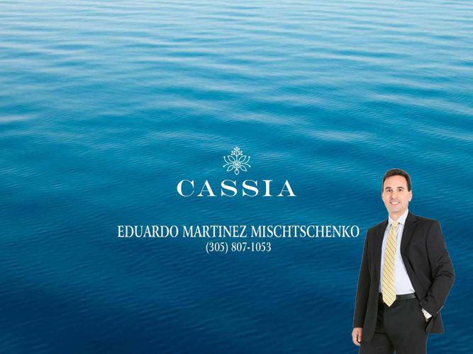Cassia Brochure