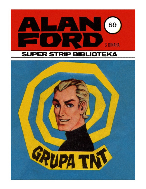 ALAN FORD - Grupa TNT