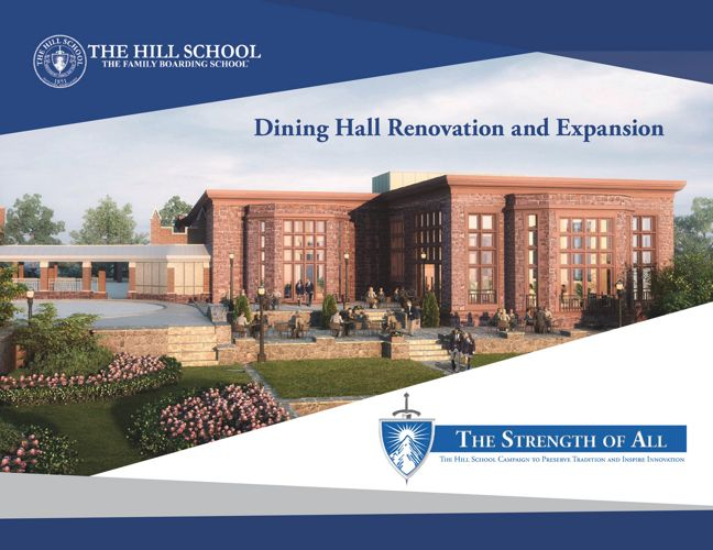 Dining Hall Renovation and Expansion (Dec 2016)