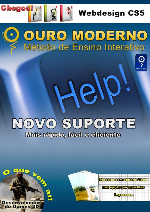 Ouro News - 01-2012