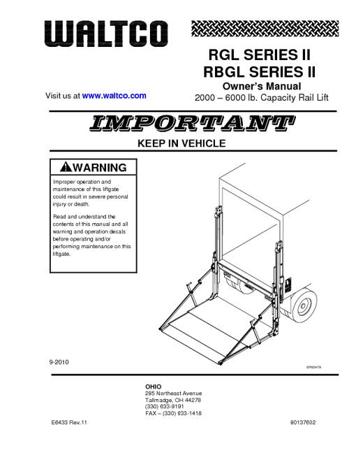 RGL Series