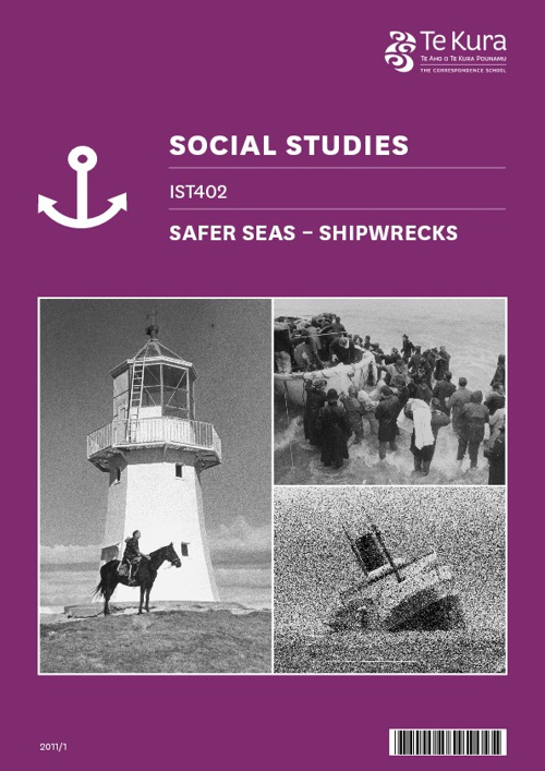 IST402 Safer Seas - Shipwrecks