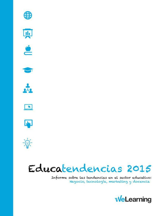 Educatendencias 2015 WeLearning