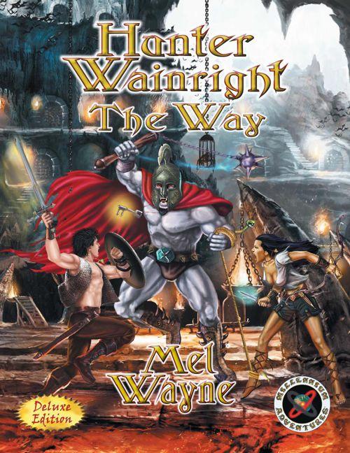 HUNTER WAINRIGHT: THE WAY - FLIPBOOK