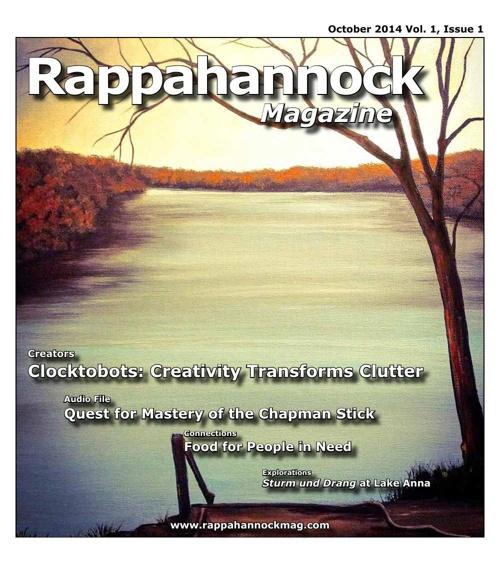 Rappahannock Magazine October 2014