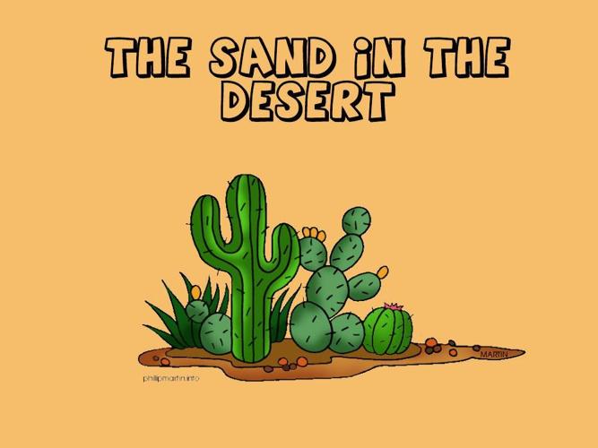 The Desert Flip Book 1