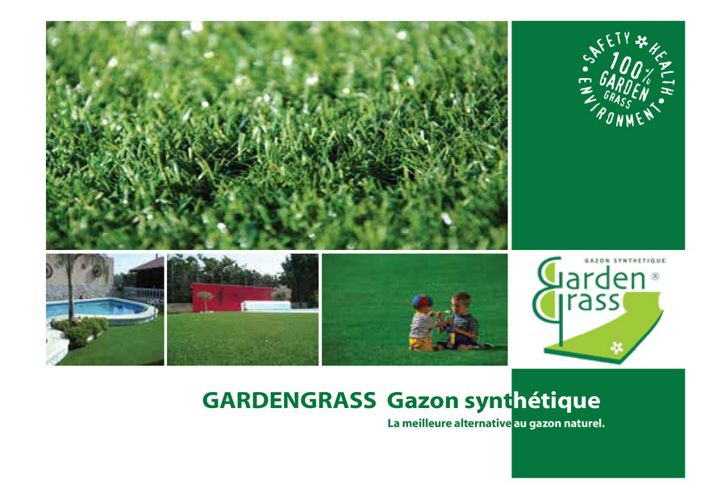 brochure 2017 GardenGrass Gazon synthétique