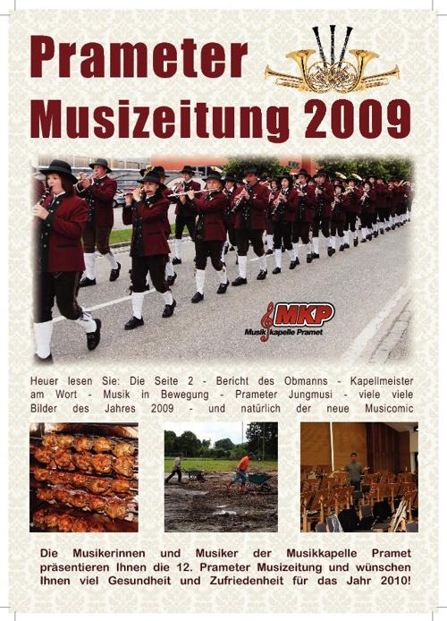 Musizeitung 2009 (Teil 1)