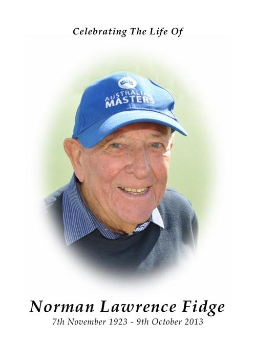Norman Fidge
