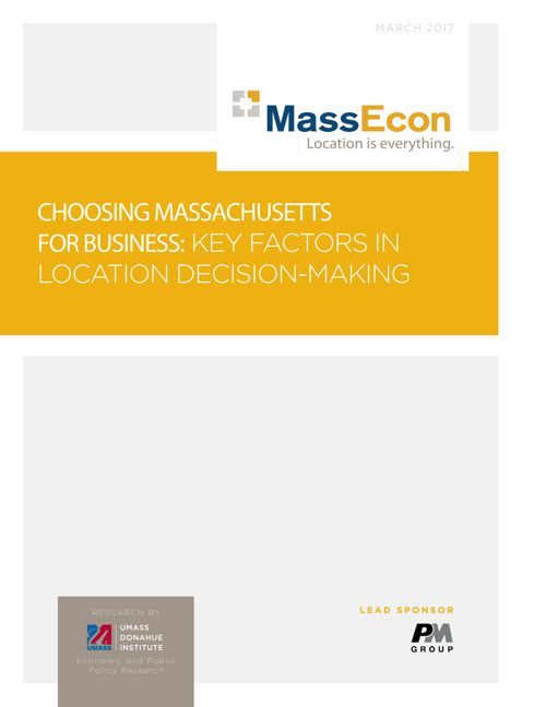 Choosing Massachusetts for Business