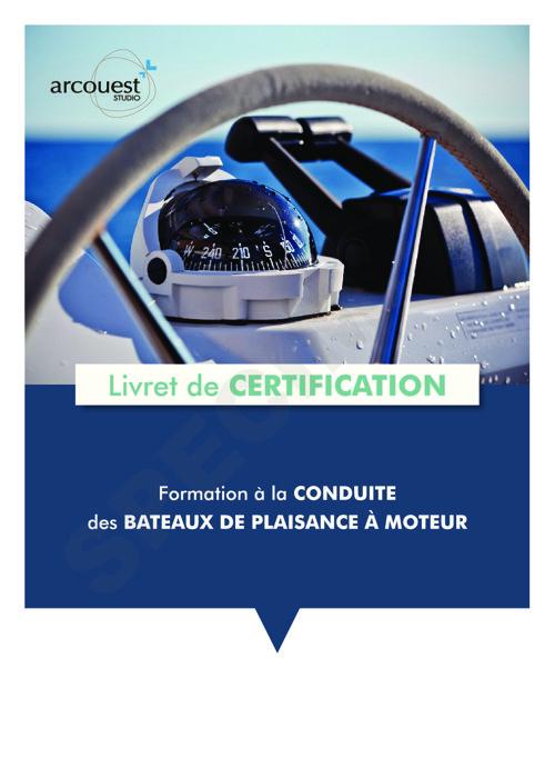 Livret de certification - Arcouest Studio
