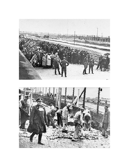 Holocaust- Concentration Camps