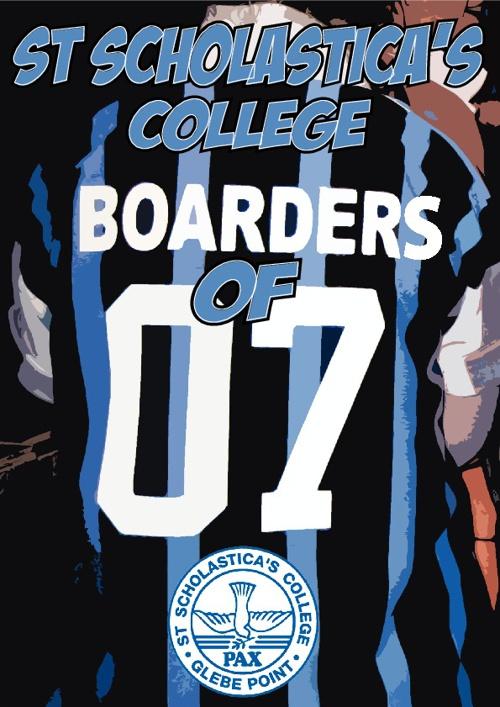 Boarders of 07