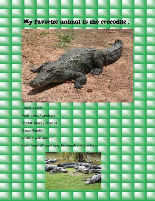 ANIMALS 1° G_ CPEM N° 51_2014