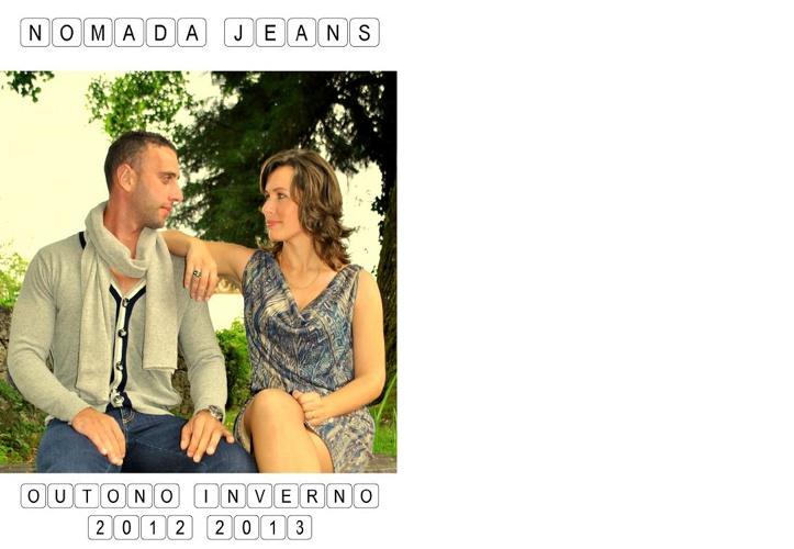 catalogo nomadajeans outono inverno 2012-2013