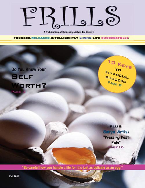 FRILLS Magazine