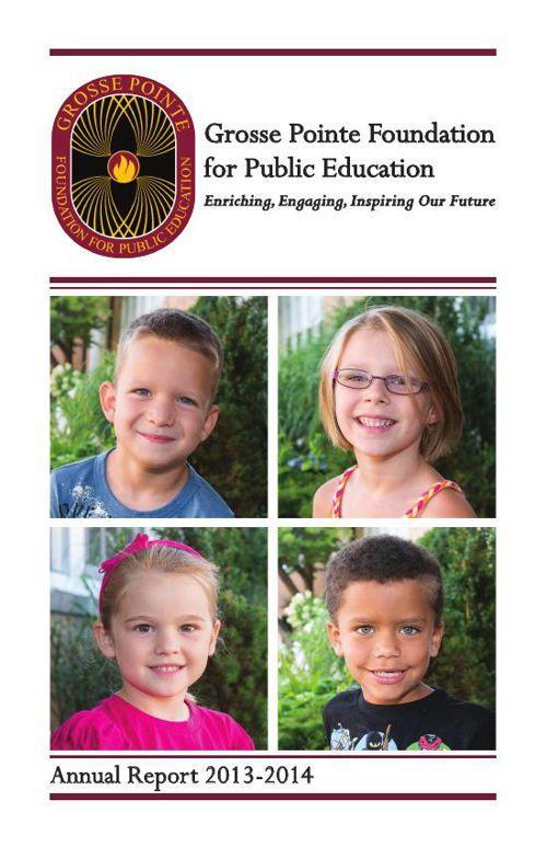 GPFPE 2013-2014 Annual Report