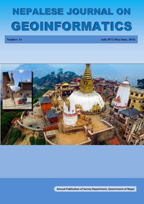 Nepalese Journal on Geoinformatics V14