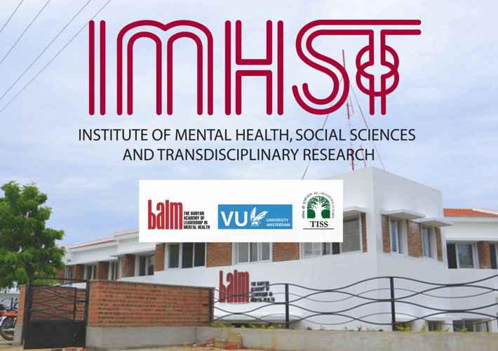 Masters of Social Work in Mental Health IMHST Brochure