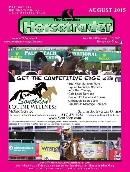 Horsetrader Magazine August 2015
