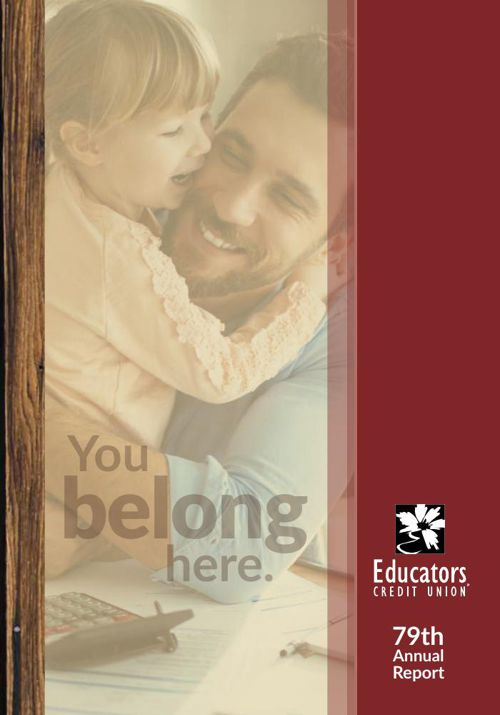 Educators Credit Union Annual Report