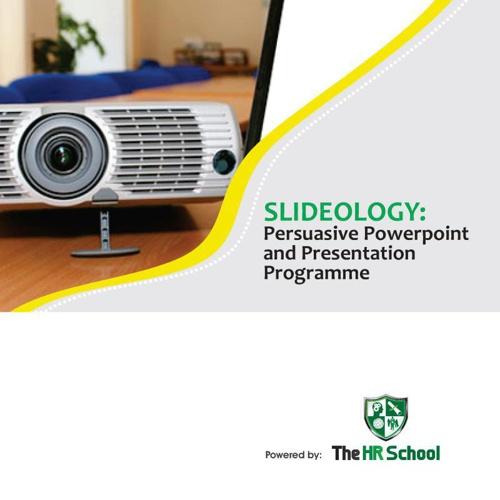 Slideology (Persuasive Powerpoint & Presentations) brochure